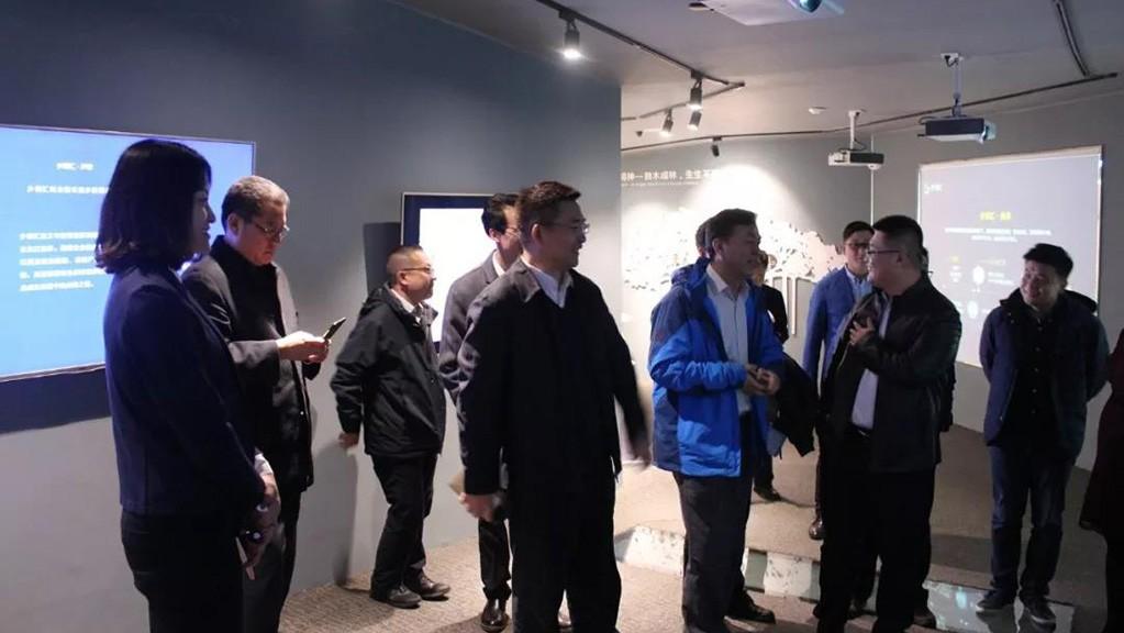 京能集团访问平博pinnacle汇,探讨能源合作为入口,开启共赢新机会