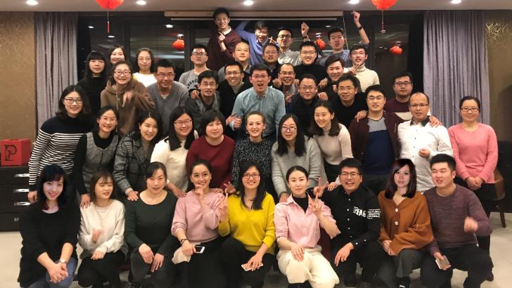 2019平博pinnacle汇Q1季度先锋表彰名单,青年创客实力登榜