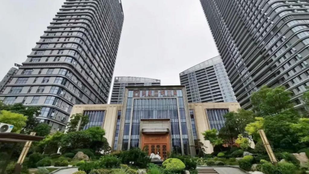 海骊牵手头部房企在武汉打造高端住宅标杆